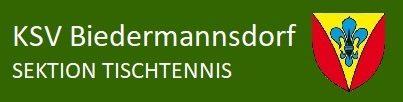 ..::Tischtennis in Biedermannsdorf::..